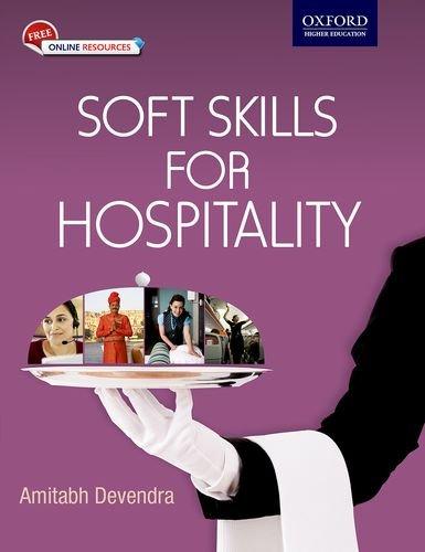 9780199458844: Soft Skills For Hospitality