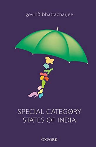 9780199460830: Special Category States of India