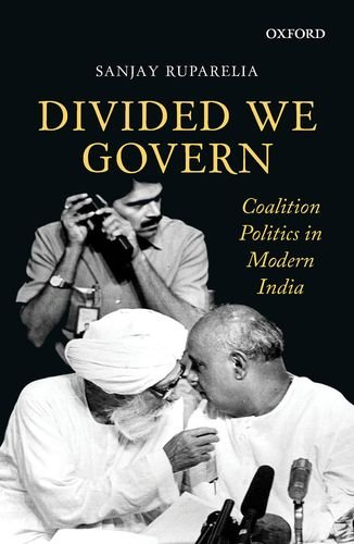 9780199466702: DIVIDED WE GOVERN