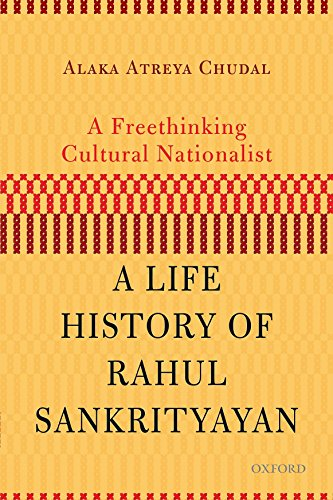 A Freethinking Cultural Nationalist: A Life History
