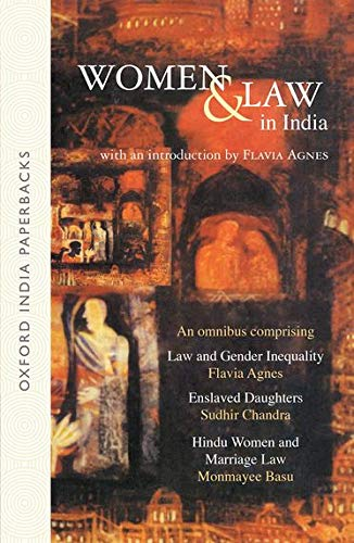 9780199467211: Women and Law in India