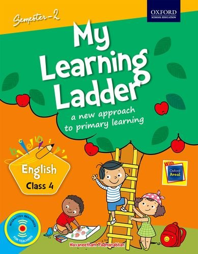 My Learning Ladder English Class 4 Semester