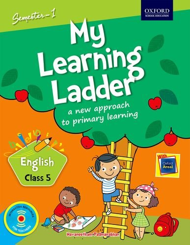 My Learning Ladder English Class 5 Semester