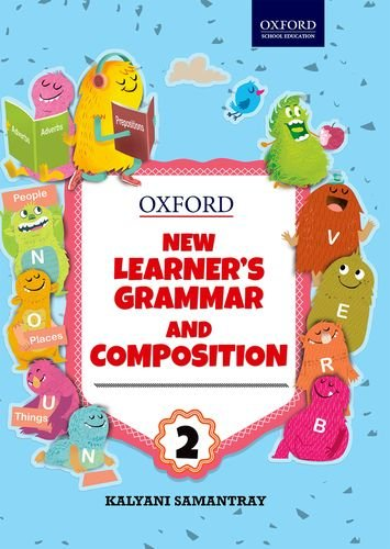New Learner's Grammar & Composition Class 2: Kalyani Samantray