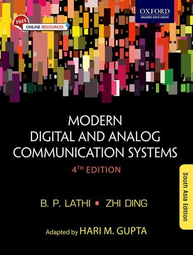 9780199476282: Modern Digital And Analog Communication Systems: Adapted Version