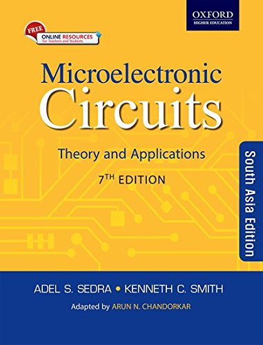 Microelectronic Circuits: Theory and Application: Adel S. Sedra,