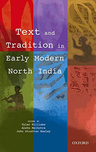 Text And Tradition In Early Modern North: Hawley, Tyler Williams