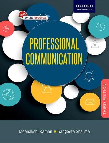 PROFESSIONAL COMMUNICATION FOR AKTU 3E