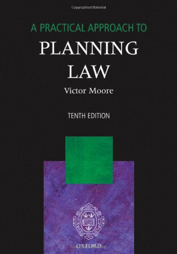 9780199532117: A Practical Approach to Planning Law (Practical Approach Series)