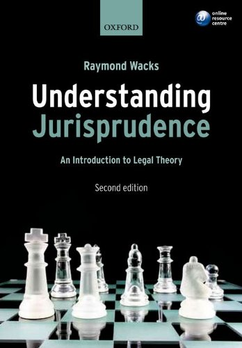9780199532124: Understanding Jurisprudence: An Introduction to Legal Theory