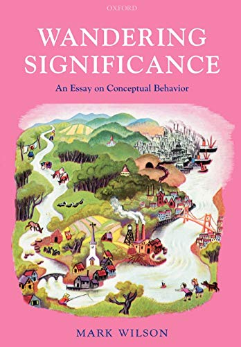 9780199532308: Wandering Significance: An Essay on Conceptual Behaviour