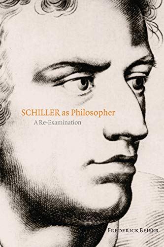 9780199532315: Schiller as Philosopher: A Re-examination