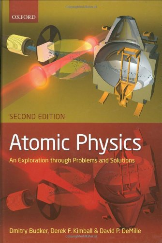 9780199532421: Atomic physics: An exploration through problems and solutions