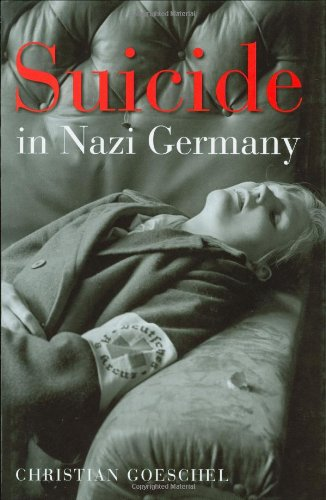 Suicide In Nazi Germany (SCARCE UNCORRECTED PROOF)