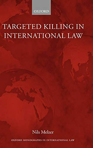 9780199533169: Targeted Killing in International Law