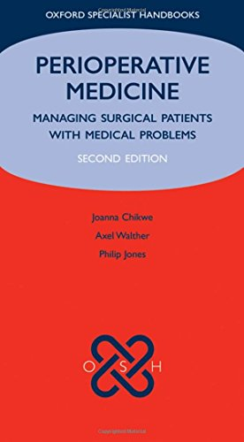 9780199533350: Perioperative Medicine: Managing surgical patients with medical problems