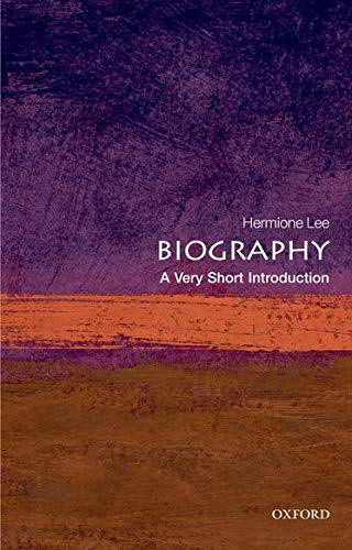 9780199533541: Biography: A Very Short Introduction