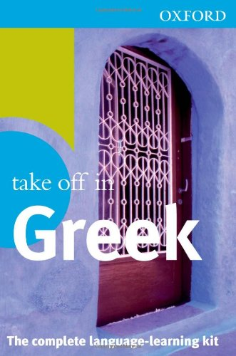 9780199534289: Oxford Take Off In Greek