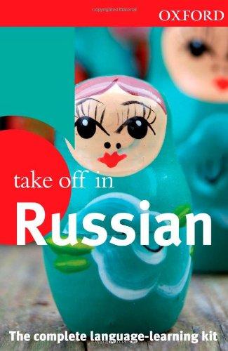 9780199534296: Oxford Take Off In Russian