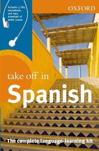 9780199534326: Oxford Take Off In Spanish