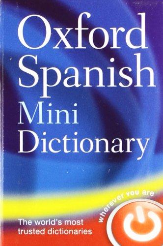 9780199534357: Oxford Spanish Mini Dictionary, 4th Edition
