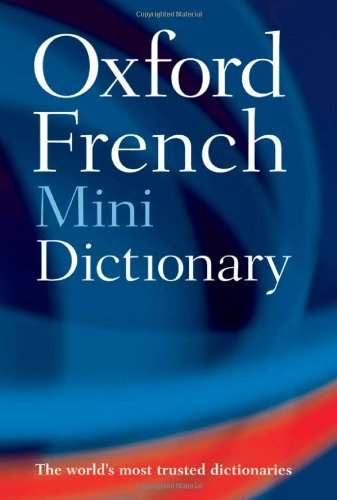 9780199534364: Oxford French Mini Dictionary