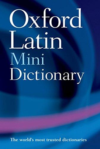 9780199534388: Oxford Latin Mini Dictionary
