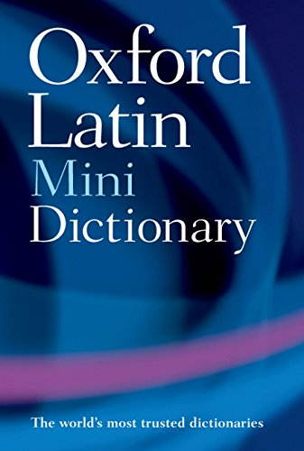 9780199534388: Oxford Latin Mini Dictionary
