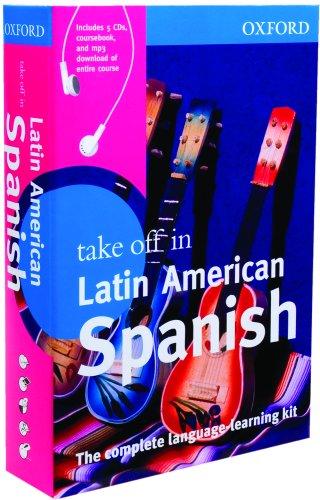9780199534401: Oxford Take Off In Latin American Spanish (Take Off In Series)