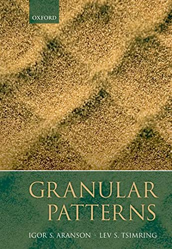 9780199534418: Granular Patterns