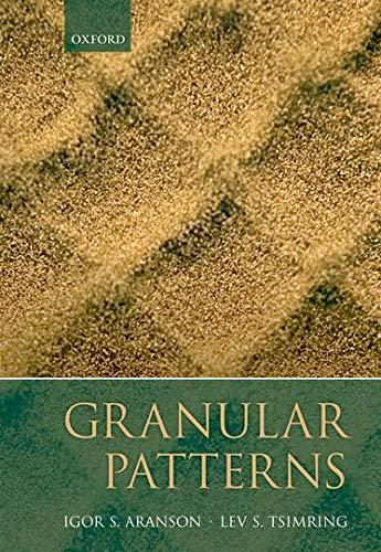9780199534418: Granular Patterns