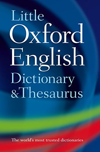 9780199534814: Little Oxford Dictionary and Thesaurus