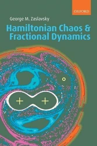 9780199535484: Hamiltonian Chaos and Fractional Dynamics