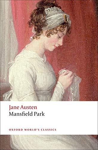 9780199535538: Mansfield Park (Oxford World's Classics)