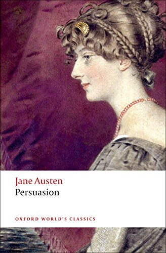 9780199535552: Persuasion (Oxford World's Classics)