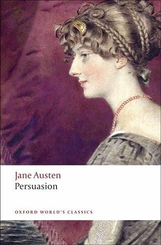 9780199535552: Persuasion (Oxford World's Classics)