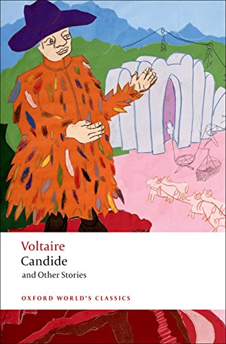 9780199535613: Oxford World's Classics: Candide and Other Stories (World Classics)