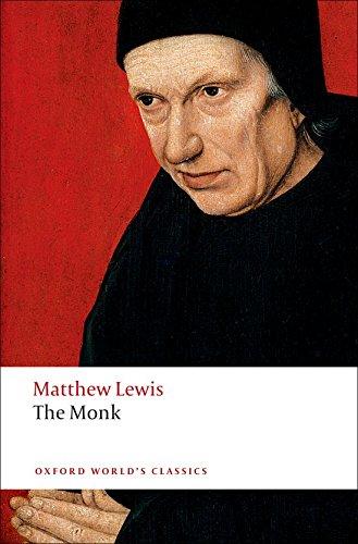 9780199535682: The Monk (Oxford World's Classics)