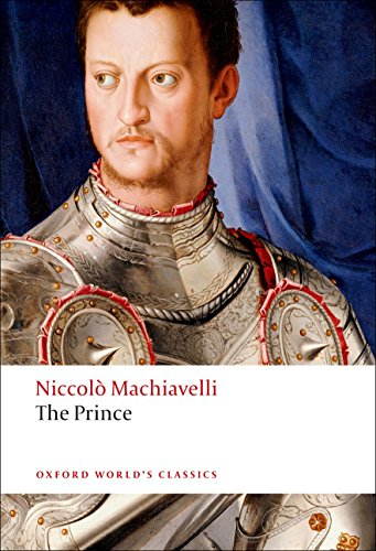 9780199535699: The Prince (Oxford World's Classics)