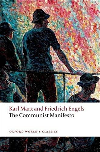 9780199535712: The Communist Manifesto (Oxford World's Classics)
