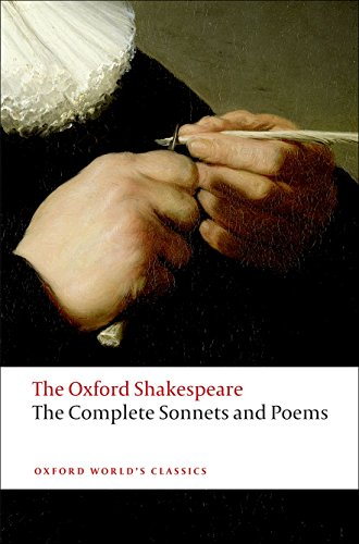 9780199535798: Oxford World's Classics: The Oxford Shakespeare: The Companionlete Sonnets and Poems (World Classics)