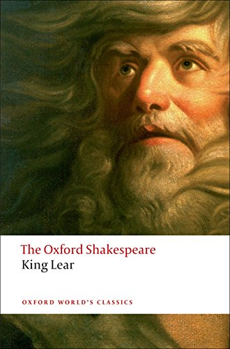 9780199535828: The History of King Lear: The Oxford Shakespeare The History of King Lear