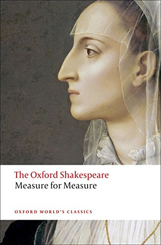9780199535842: Measure for Measure: The Oxford Shakespeare