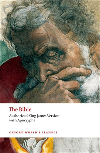 9780199535941: Oxford World's Classics: The Bible, Authorized King James Version (World Classics)