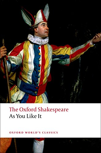 9780199536153: As You Like It: The Oxford Shakespeare As You Like It (Oxford World's Classics)