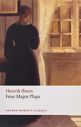 9780199536191: Four Major Plays: Doll's House; Ghosts; Hedda Gabler; and The Master Builder (Oxford World's Classics)