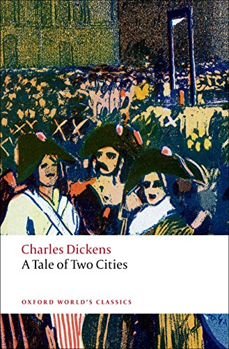 9780199536238: A Tale of Two Cities (Oxford World's Classics)