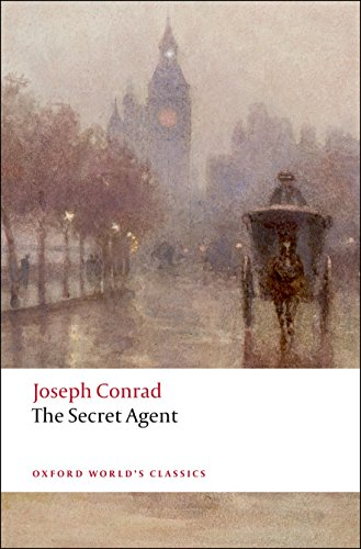 9780199536351: The Secret Agent A Simple Tale n/e (Oxford World's Classics)