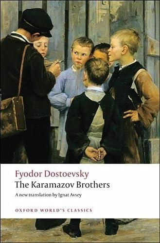 9780199536375: The Karamazov Brothers