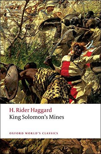 9780199536412: King Solomon's Mines (Oxford World's Classics)